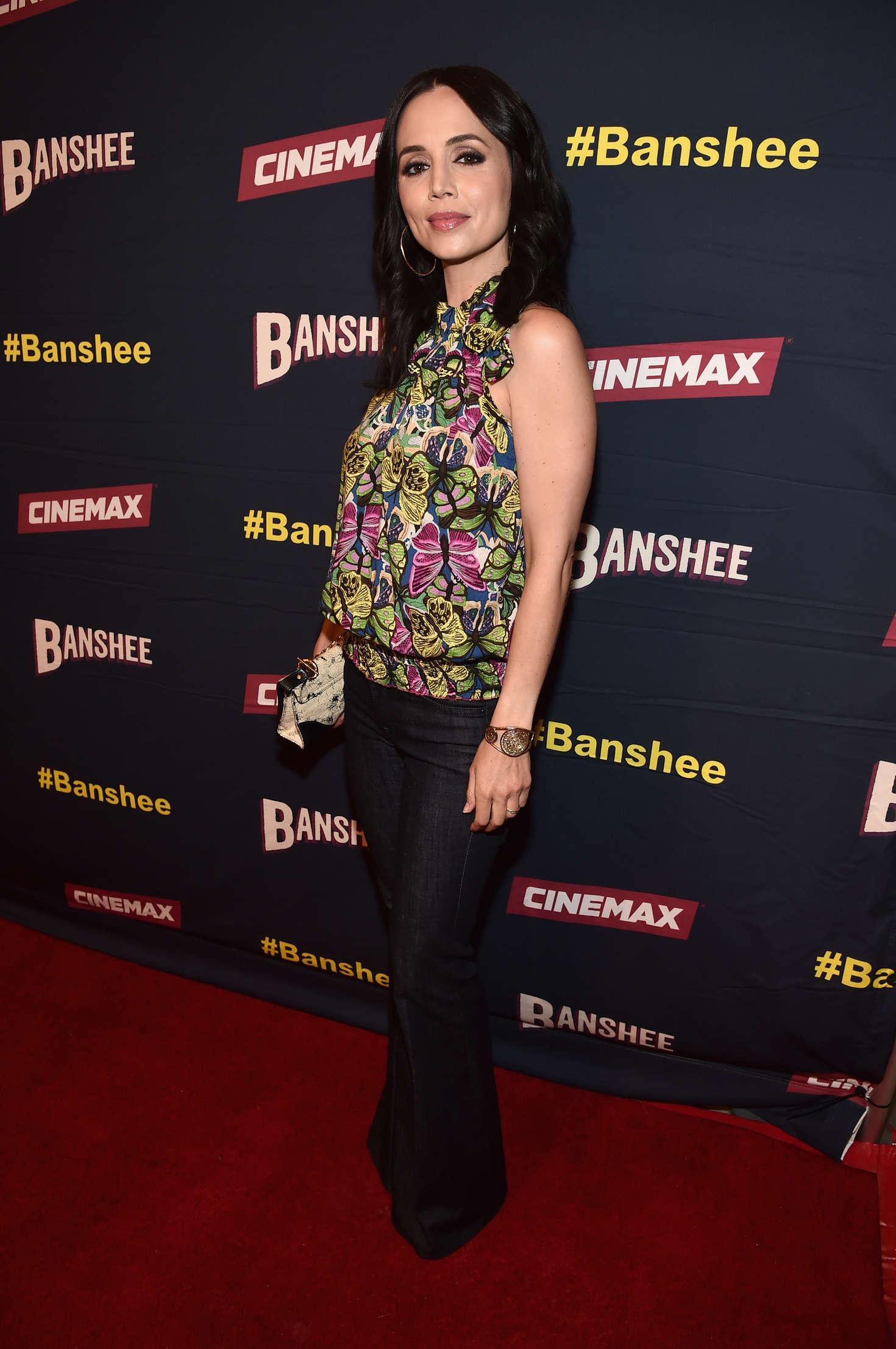 Eliza Dushku 2016 : Eliza Dushku: Banshee Season 4 Premiere -02