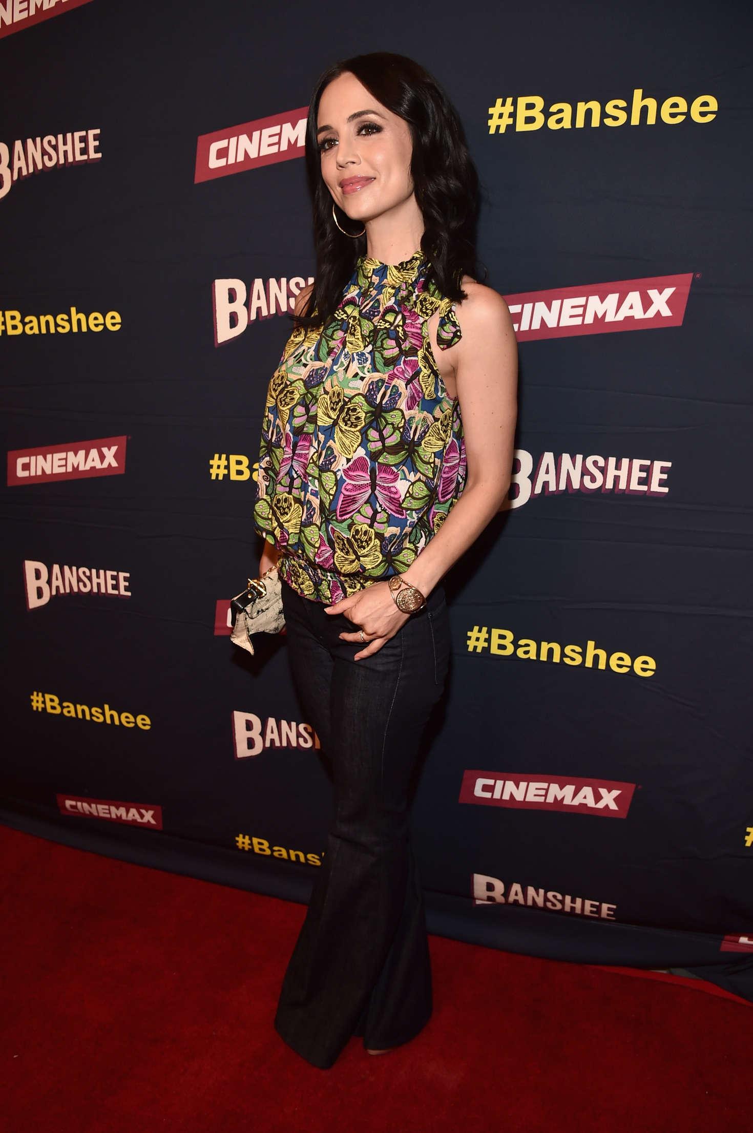 Eliza Dushku 2016 : Eliza Dushku: Banshee Season 4 Premiere -03