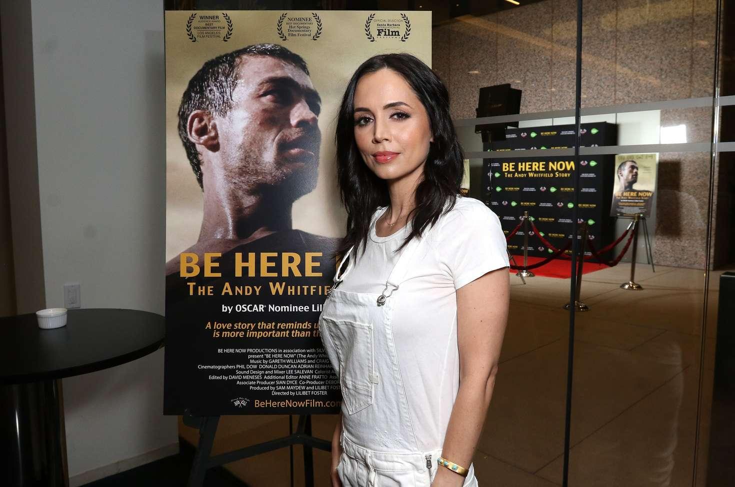 Eliza Dushku 2016 : Eliza Dushku: Be Here Now LA Premiere -03