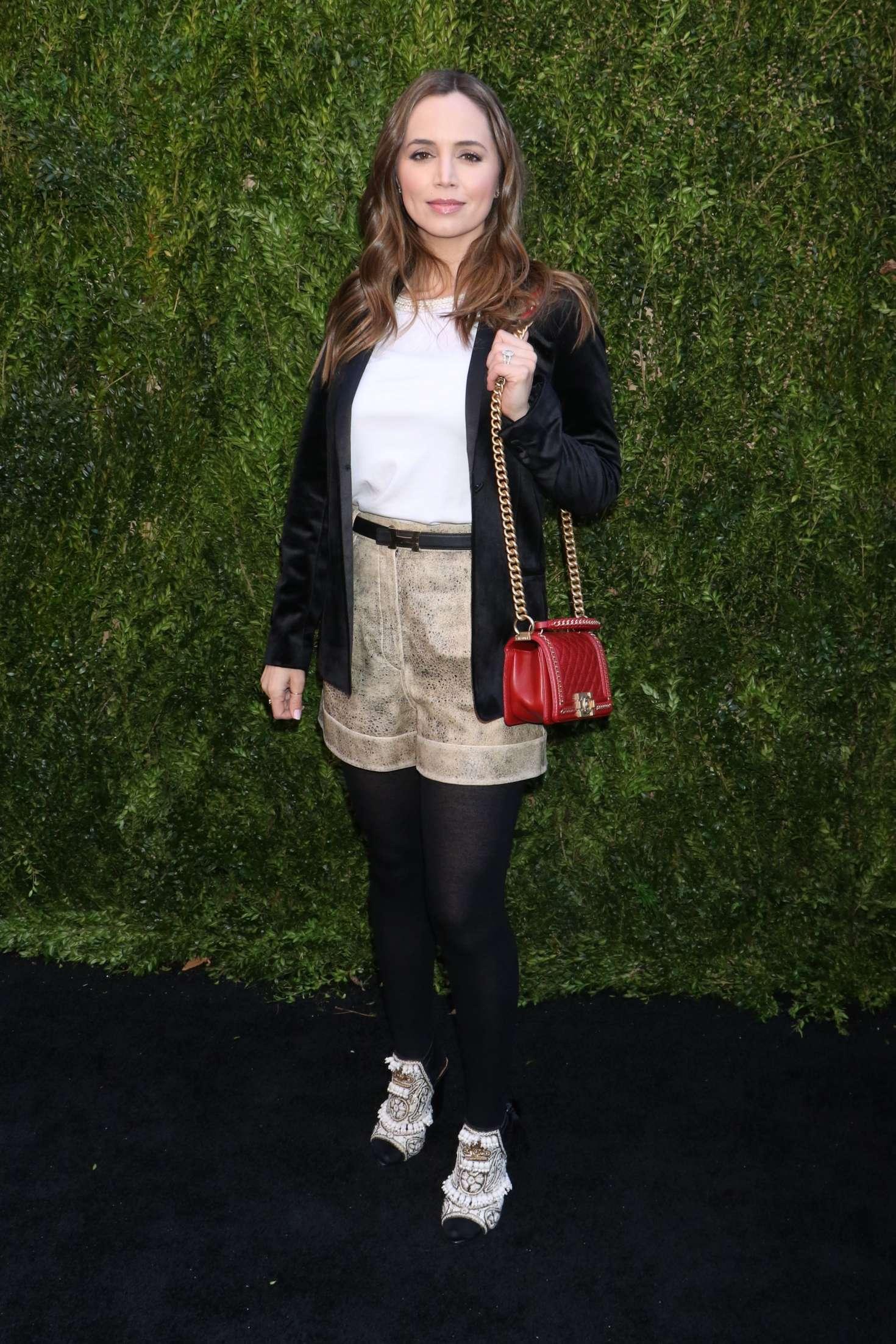 Eliza Dushku 2018 : Eliza Dushku: Chanel x Tribeca Film Festival Womens Filmmaker Luncheon -01