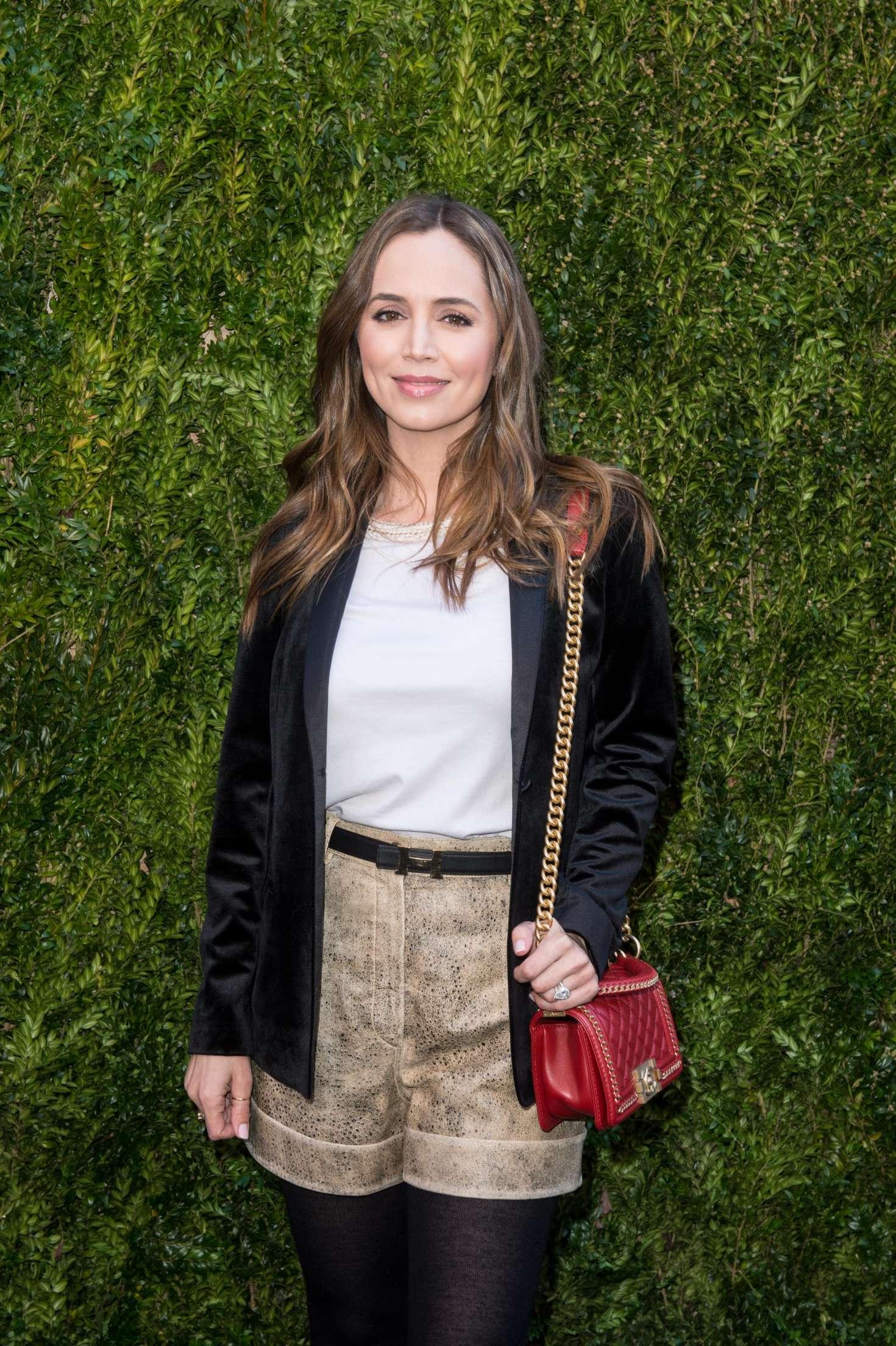 Eliza Dushku 2018 : Eliza Dushku: Chanel x Tribeca Film Festival Womens Filmmaker Luncheon -03