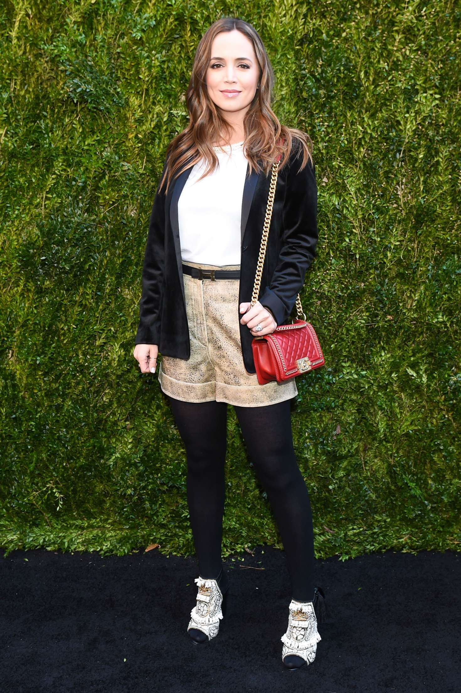 Eliza Dushku 2018 : Eliza Dushku: Chanel x Tribeca Film Festival Womens Filmmaker Luncheon -04