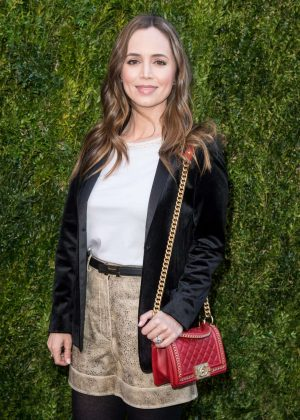 Eliza Dushku - Chanel x Tribeca Film Festival Women's Filmmaker Luncheon in NY