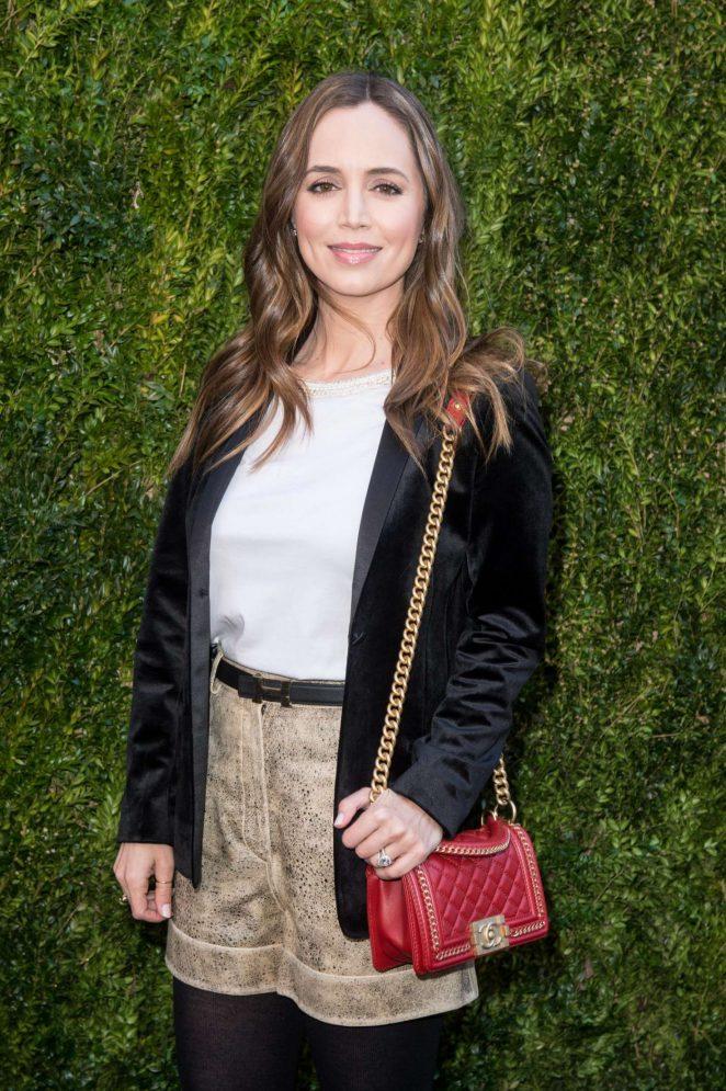 Eliza Dushku - Chanel x Tribeca Film Festival Women's Filmmaker Luncheon in NY