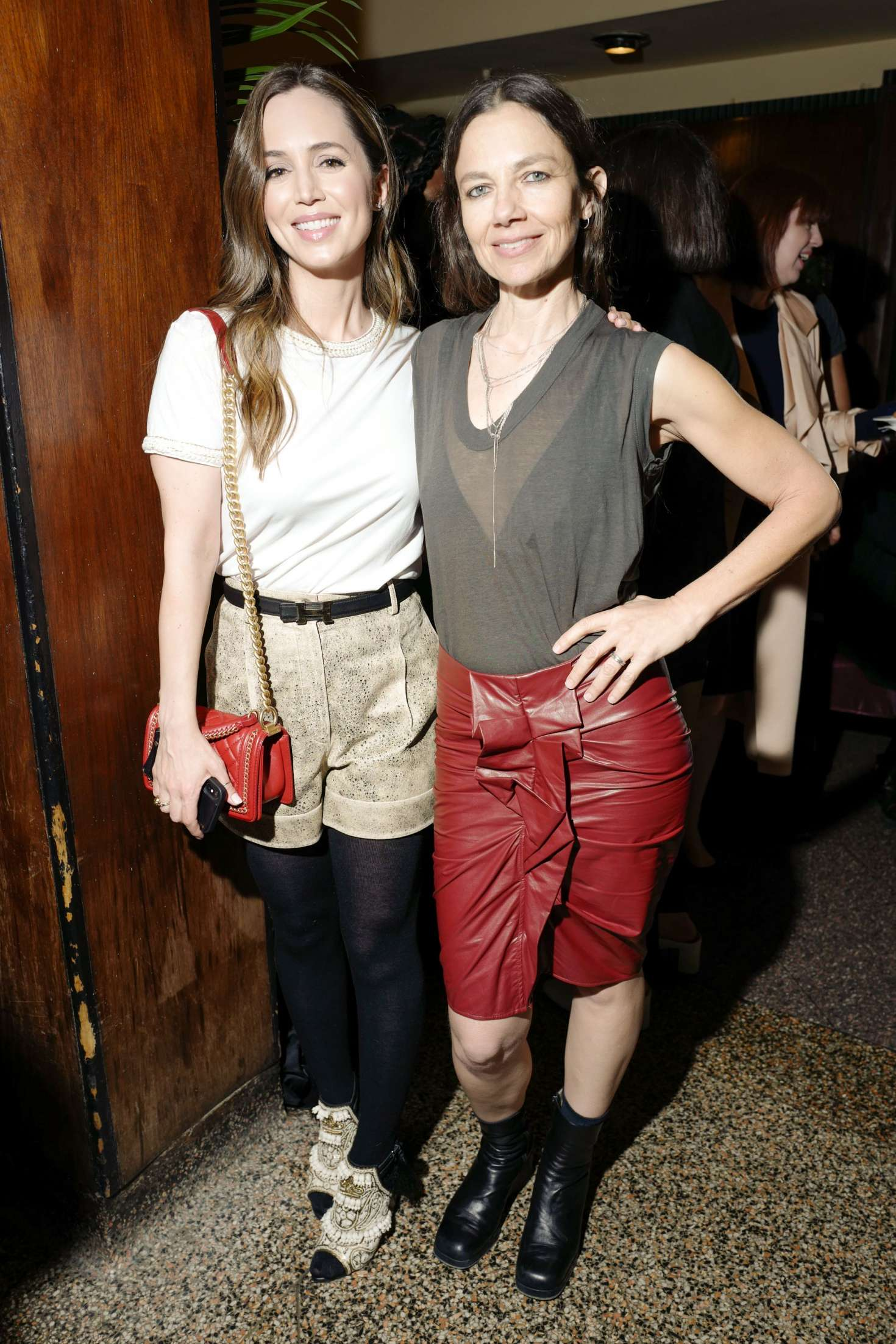 Eliza Dushku 2018 : Eliza Dushku: Chanel x Tribeca Film Festival Womens Filmmaker Luncheon -11
