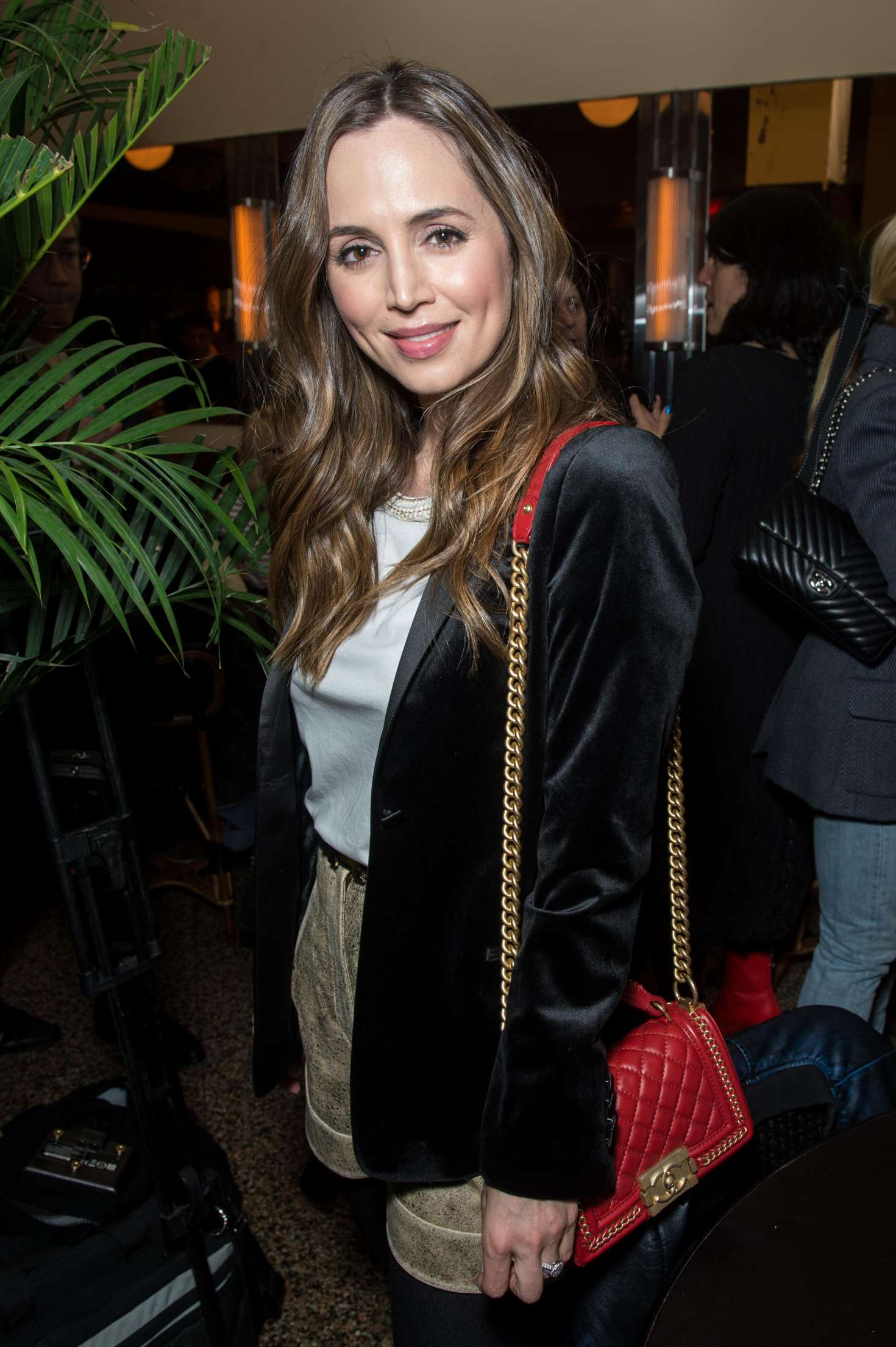 Eliza Dushku 2018 : Eliza Dushku: Chanel x Tribeca Film Festival Womens Filmmaker Luncheon -15