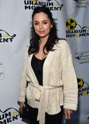 Eliza Dushku - 'The Man Who Saved The World' Premiere in Los Angeles