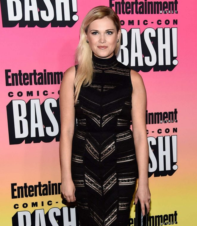 Eliza Taylor - Entertainment Weekly Annual Comic-Con Party 2016 in San Diego