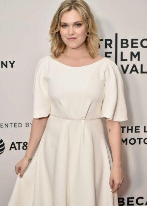 Eliza Taylor - 'Thumper' Premiere at 2017 Tribeca Film Festival in NYC