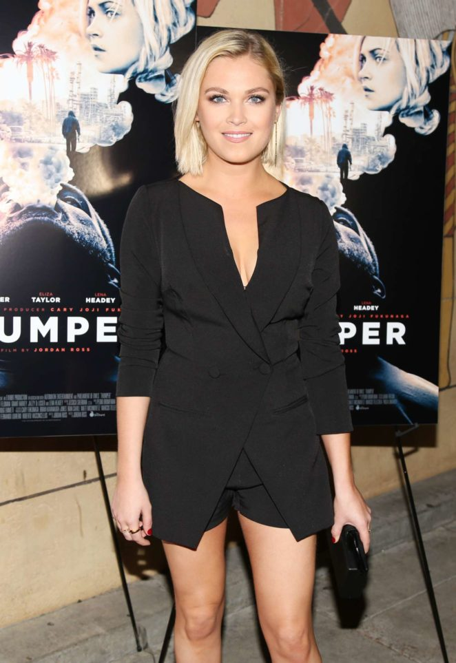 Eliza Taylor - 'Thumper' Premiere in Los Angeles