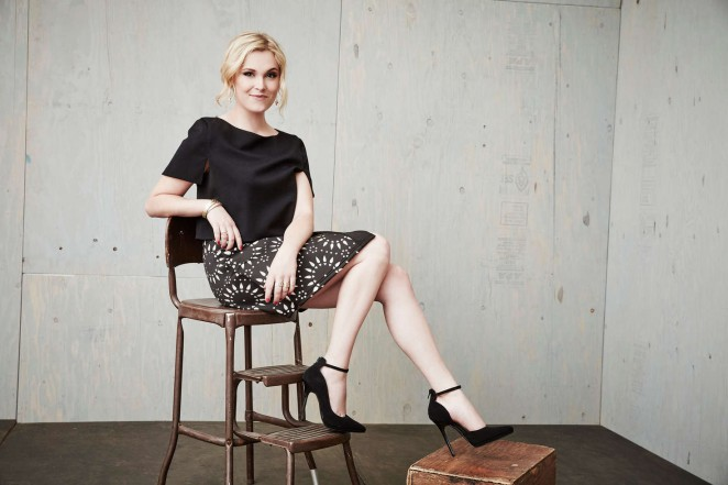 Eliza Taylor - Winter TCA Tour Portraits 2016