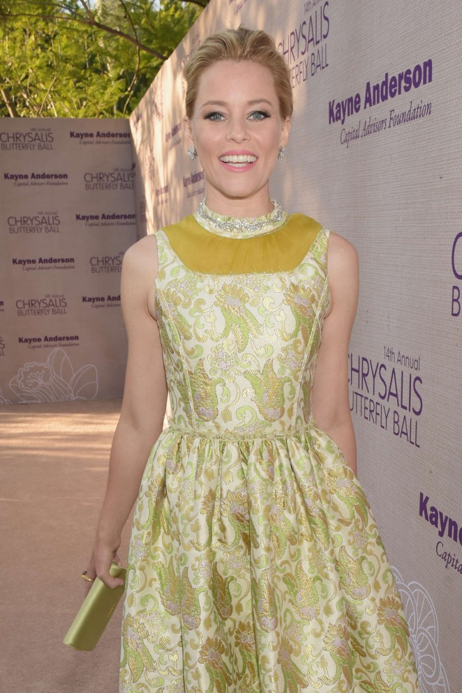 Elizabeth Banks - 2015 Chrysalis Butterfly Ball in LA