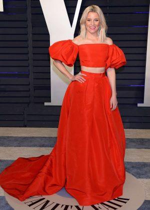 Elizabeth Banks - 2019 Vanity Fair Oscar Party in Beverly Hills