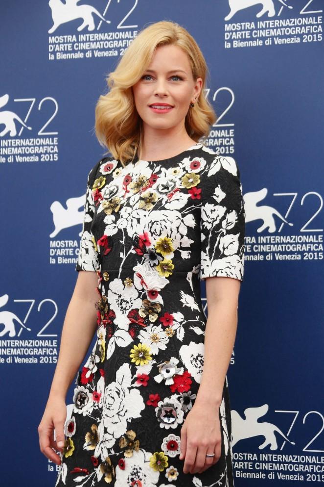 Elizabeth Banks - 72nd Venice Film Festival Jury Photocall