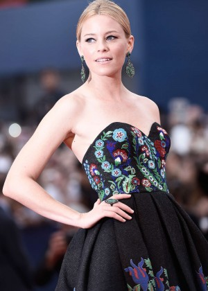 Elizabeth Banks - 'Black Mass' Premiere in Venice