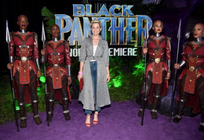 """Elizabeth Banks – """"Black Panther"""" World Premiere in Hollywood"""