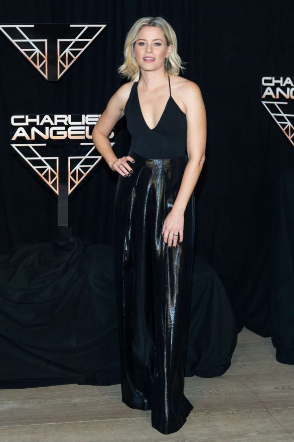 Elizabeth Banks - 'Charlie's Angels' Photocall in New York