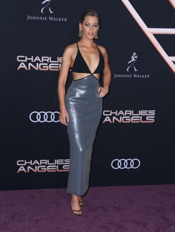 Elizabeth Banks 2019 : Elizabeth Banks – Charlies Angels Premiere in Westwood-09