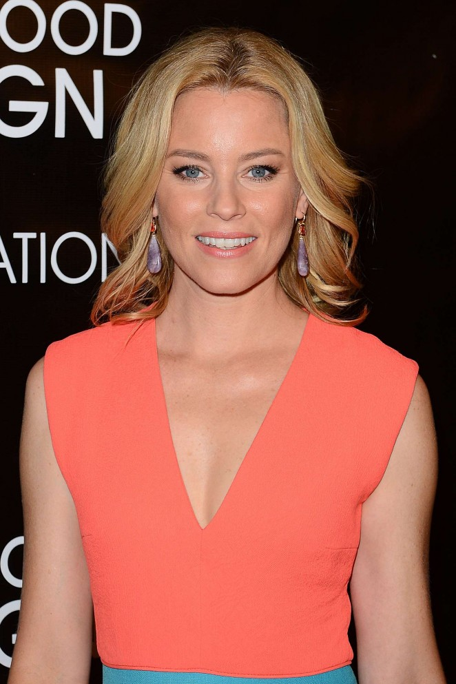 Elizabeth Banks - 2015 HFPA Hosts Annual Grants Banquet in NYC