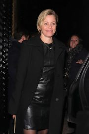 Elizabeth Banks - Leaves the Chiltern Firehouse in London