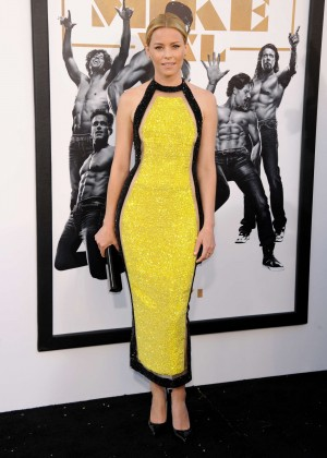 Elizabeth Banks - 'Magic Mike XXL' Premiere in LA