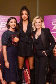 Elizabeth Banks, Naomi Scott and Ella Balinska - 'Charlie's Angels' VIP Screening in NYC