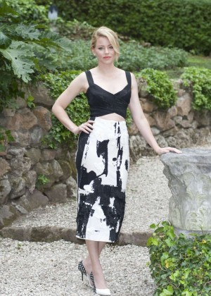 Elizabeth Banks - Pitch Perfect 2 Photocall in Rome