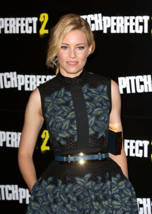 Elizabeth Banks - 'Pitch Perfect 2' VIP Screening in London