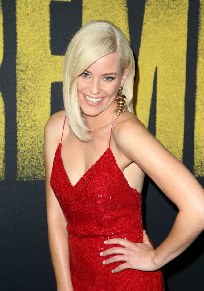Elizabeth Banks - 'Pitch Perfect 3' Premiere in Los Angeles