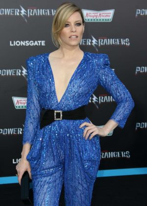 Elizabeth Banks - 'Power Rangers' Premiere in Los Angeles
