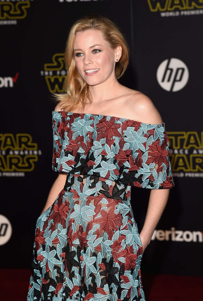 Elizabeth Banks - 'Star Wars: The Force Awakens' Premiere in Hollywood