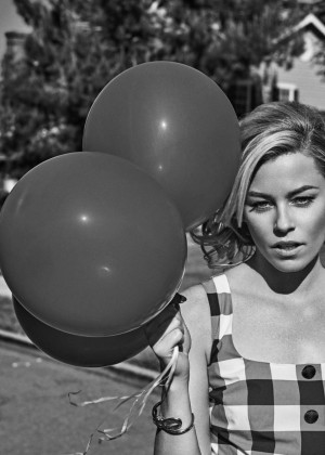 Elizabeth Banks: The Edit Magazine 2015 -08
