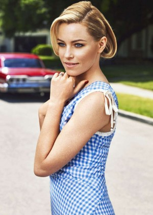 Elizabeth Banks - The Edit Magazine (May 2015)