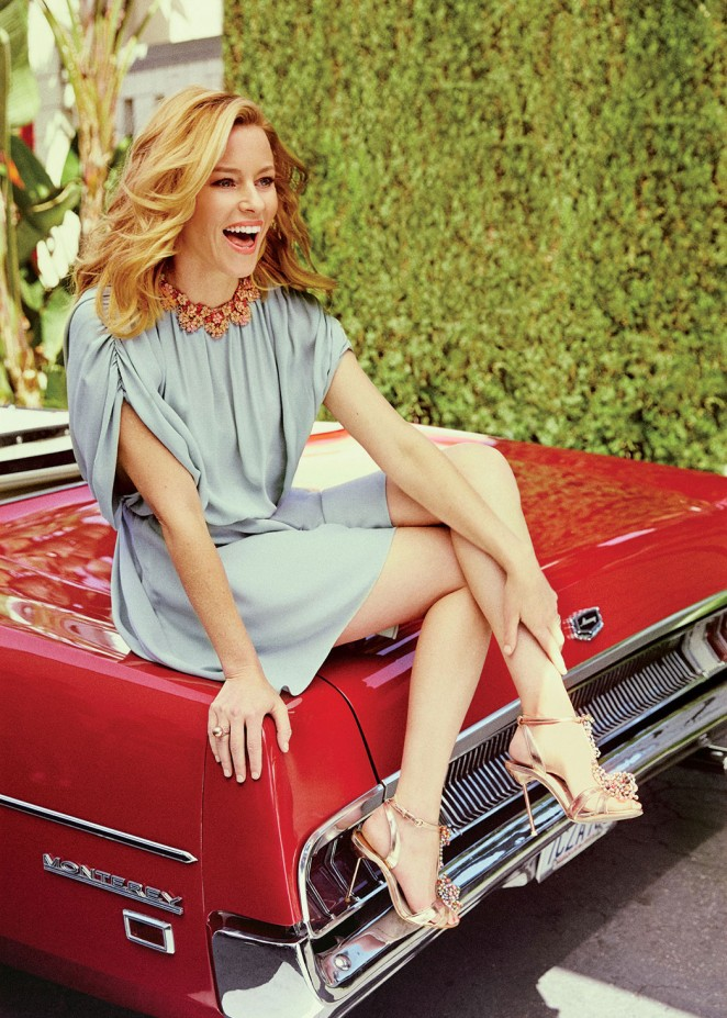 Elizabeth Banks - The Hollywood Reporter (May 2015)