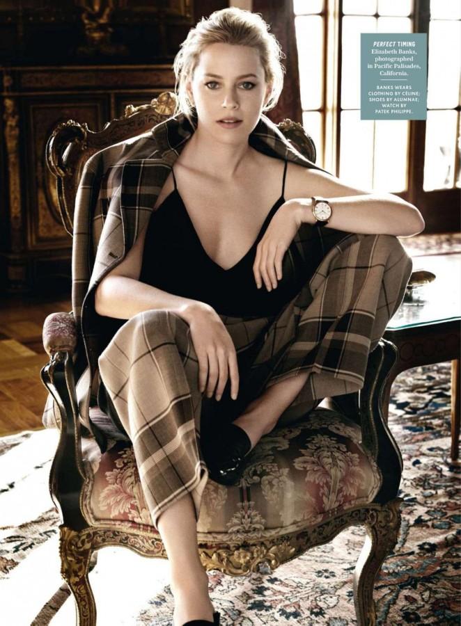 Elizabeth Banks - Vanity Fair 2016 Hollywood