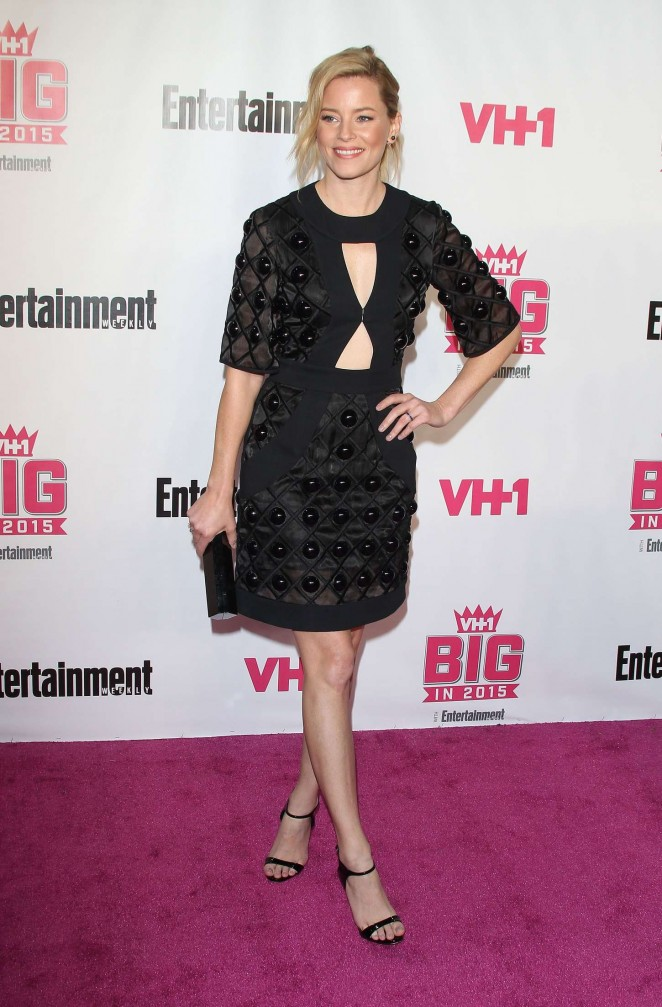 Elizabeth Banks - VH1 Big in 2015 With Entertainment Weekly Awards in LA