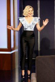 Elizabeth Banks - Visits Jimmy Kimmel Live! in Hollywood