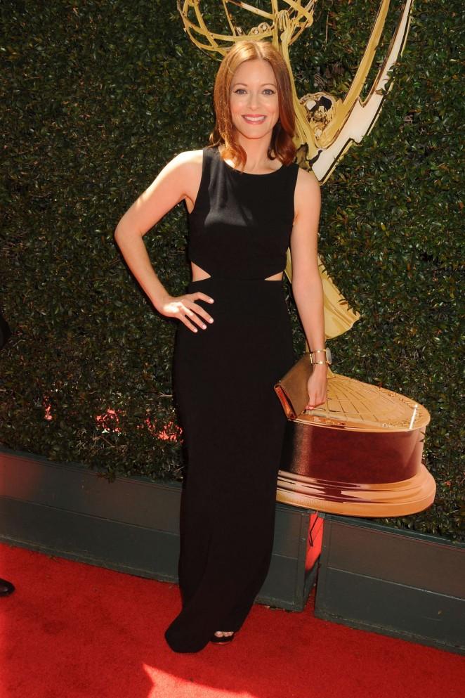 Elizabeth Bogush - 2016 Daytime Emmy Awards in Los Angeles