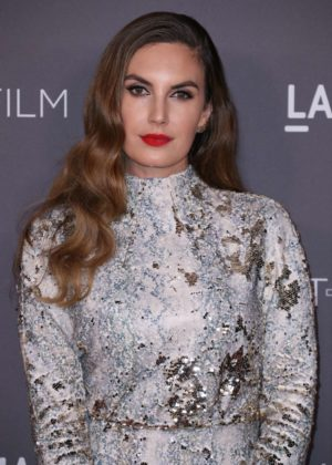 Elizabeth Chambers - 2017 LACMA Art and Film Gala in Los Angeles