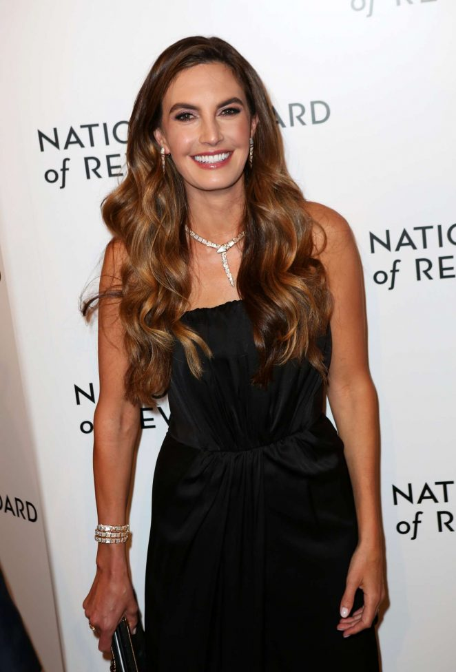 Elizabeth Chambers – 2018 National Board Of Review Annual Awards Gala in NYC