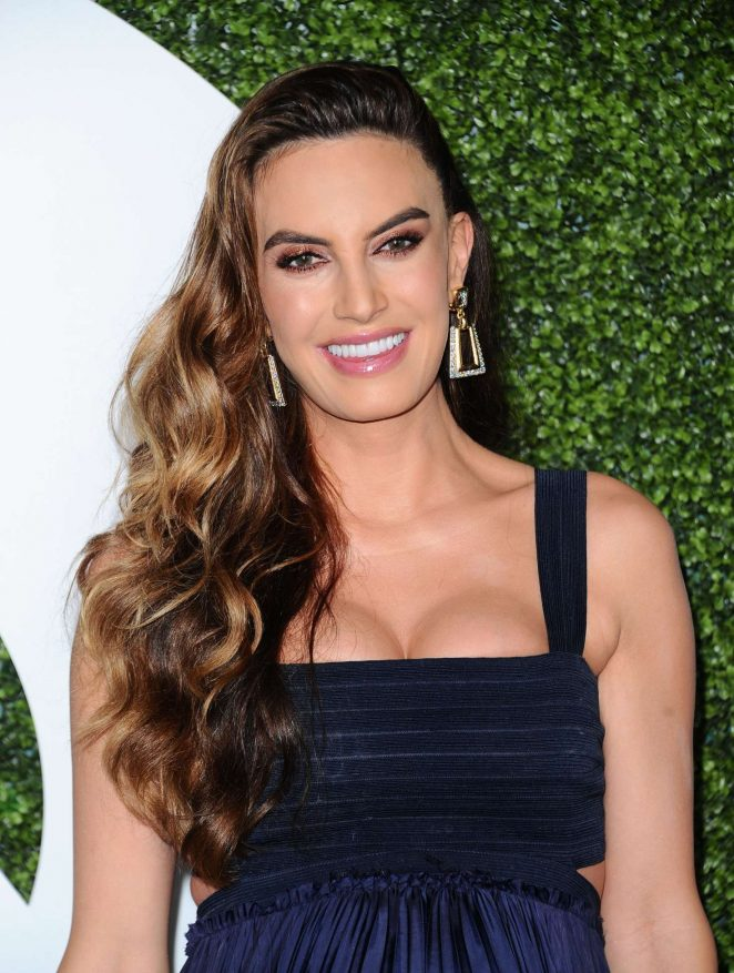 Elizabeth Chambers - GQ Men of The Year Awards 2016 in LA