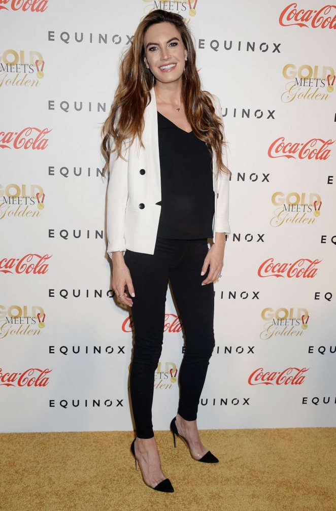 Elizabeth Chambers - Life Is Good at Gold Meets Golden Event in LA