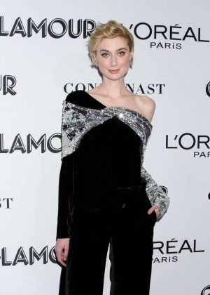 Elizabeth Debicki - 2018 Glamour Women of the Year Awards in NYC