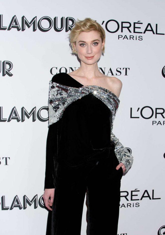 Elizabeth Debicki – 2018 Glamour Women of the Year Awards in NYC