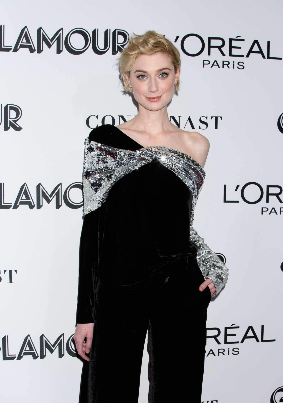 Elizabeth Debicki - 2018 Glamour Women of the Year Awards in NYC