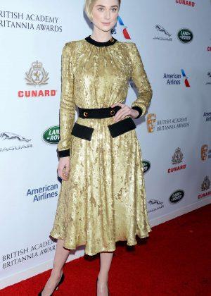 Elizabeth Debicki - British Academy Britannia Awards 2018 in LA