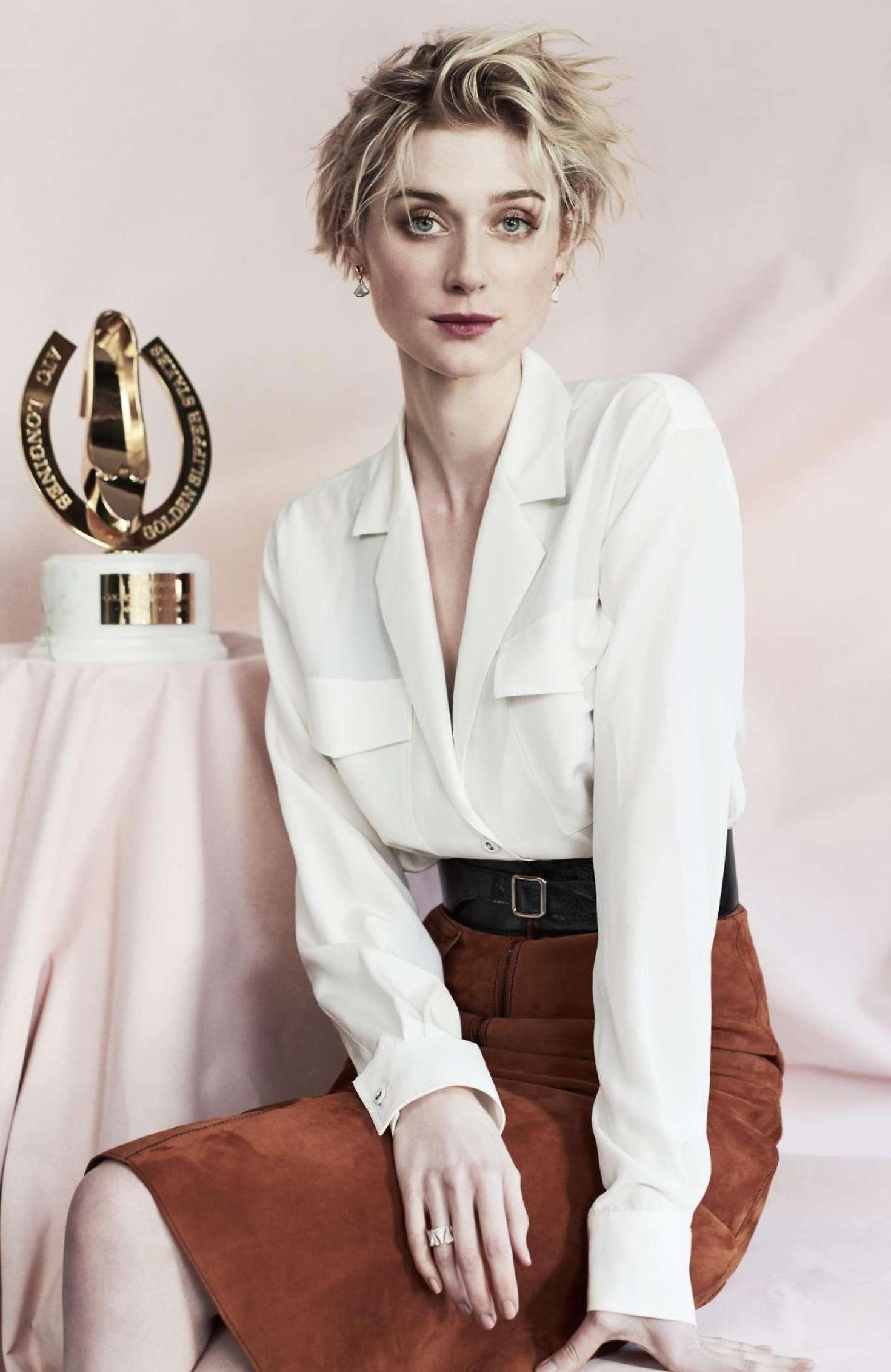 Elizabeth Debicki for Stellar Magazine (March 2017)