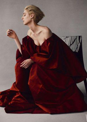 Elizabeth Debicki for Vanity Fair Magazine (November 2018)