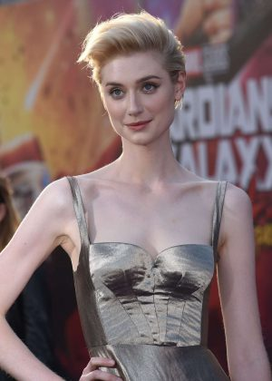 Elizabeth Debicki - 'Guardians of the Galaxy Vol. 2' Premiere in LA