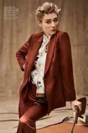 Elizabeth Debicki - Harper's Bazaar Australia Magazine (June/July 2019)